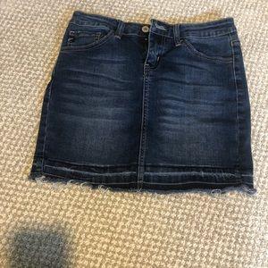 Nordstrom's Jean skirt